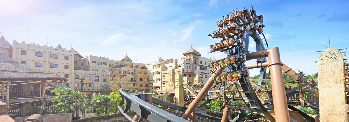 Phantasialand Hotels